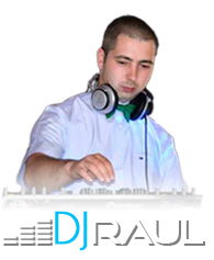 Logo DJ Raul Home 2